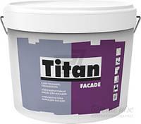 Краска Titan Fasad белый 2,5л 3,5кг