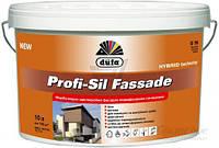 Краска Dufa Profi-Sil Fassad D790 белый 10л 14кг