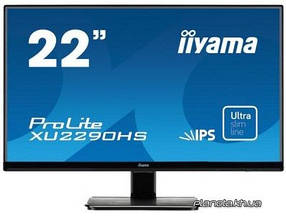 Монитор iiyama XU2290HS-B1 (XU2290HS-B1)