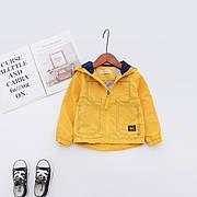 Куртки и жилетки для мальчиков