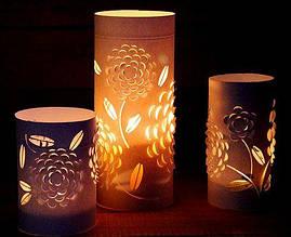 Нічні лампи та світильники
