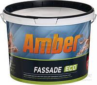 Краска Amber Fassade Eco белый 10л
