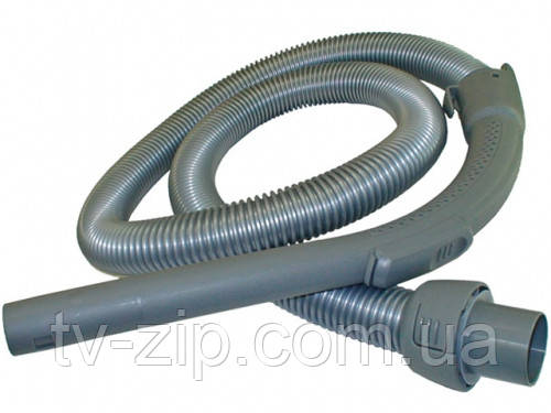 Шланг с ручкой серый к пылесосам Electrolux, Zanussi, Aeg 2193194012