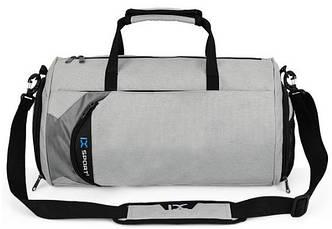 Сумка спортивна IX Sport Grey Travel Kit