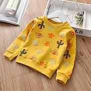 Кофты, свитера и регланы для девочек
