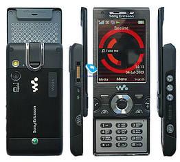 Мобильный телефон Sоny Ericsson w995i Black
