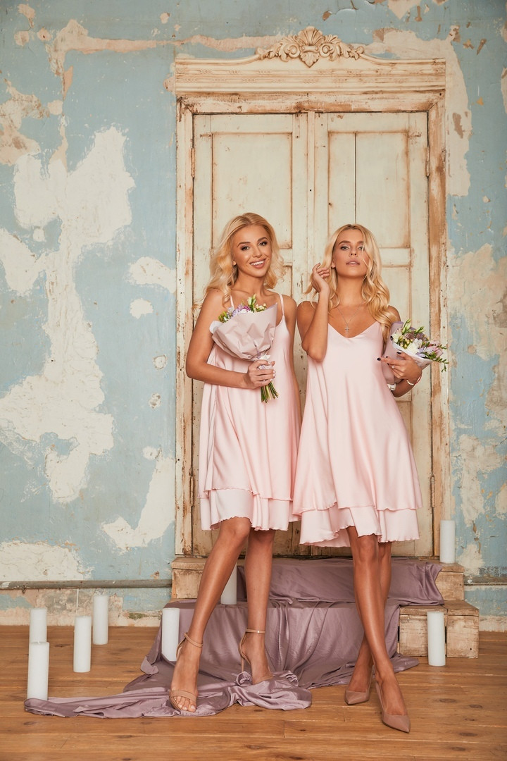 5d36c5e55c4d71 Купить Женское нарядное платье- сарафан на бретелях в расцветках. ТС ...