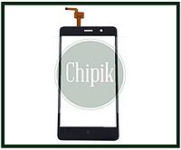 Сенсорный экран для телефона Bravis A504 Trace Черный