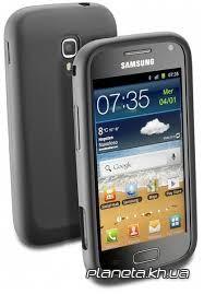 Cellular Line Накладка Penguyn для Galaxy Ace 2 i8160 Black