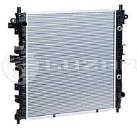 Радиатор охлаждения  для Kyron/Actyon AT Лузар LRc 17130