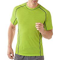 Термофутболка Smartwool Men's PhD Ultra Light Short Sleeve Shirt Green, L
