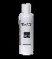 Шампунь для жирных и нормальных волос с Черной глиной 200мл
