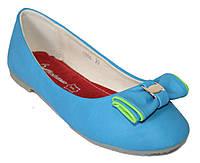 Детские нарядные туфли для девочки Boshimao Польша размеры 31-36
