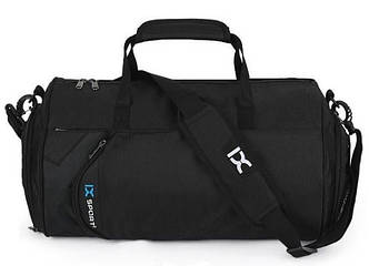 Сумка спортивная IX Sport Black Travel Kit