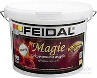 Декоративная краска Feidal Magie перламутровый 2.5 л