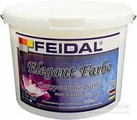 Декоративная краска Feidal Elegant Farbe перламутровый 10кг