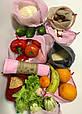 Экомешок для вещей и продуктов, еко торбинка, екоторбинка, эко-мешок, фото 2