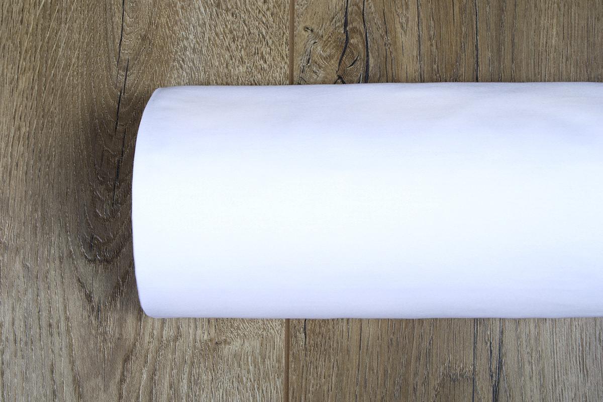 Ткань Турция сатин классик белый 280 ширина (54 tl)