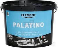Декоративная штукатурка Palatino Element Decor 15 кг белый