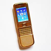 Китайский телефон Nokia 8800 Gold Swarovski.Купить нокии 8800.