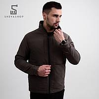 Куртка мужская демисезонная Baterson Slimtex бежевый M
