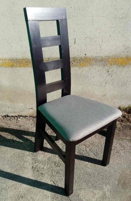 Стул деревянный Бруно венге Fusion Furniture