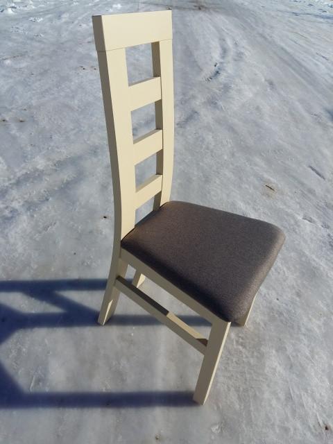 Стул деревянный Бруно бежевый Fusion Furniture