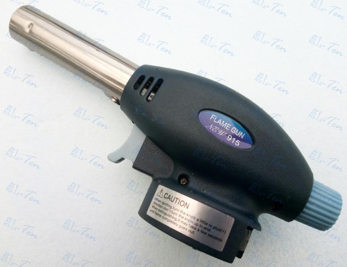 Горелка с пьезоподжигом Multi purpose torch 915 (Китай)