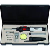Набор для микропайки газом (10 единиц) KS Tools Германия