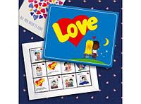 Шоколадный набор Love is 60 г