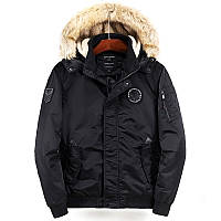 Куртка Бомбер City Channel 44 Черная (03007/021), фото 1