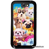 Drobak для Samsung N7100 Galaxy Note II (puppies) 3D (938903)