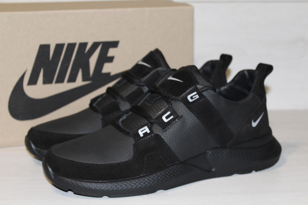 37596e74 Мужские кожаные кроссовки в стиле Nike: продажа, цена в Хмельницком ...
