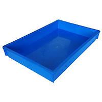 Пластиковые ящики хлебные 600 x 400 x 80