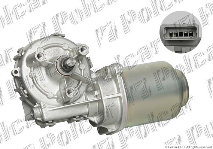 Моторчик стеклоочистителя Рено Меган 2 7701054828 (Передний) Новый