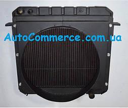 Радіатор системи охолодження FAW 1051 (Фав 1051) 1301015A3H0, фото 3
