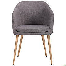 Кресло Франческо DC-1733 бук/серый TM AMF, фото 3