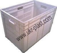 Пластиковые ящики для овощей Киев 600 x 400 x 420