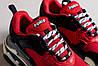 Женские кроссовки Balenciaga Triple S Red Баленсиага Трипл С красные, фото 3
