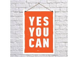 Постер Ты можешь