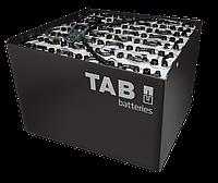 Аккумуляторная батарея для электропогрузчиков Heli, 24/6 EPzS 480L ТАВ, жесткие перемычки