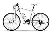Электровелосипед HAIBIKE XDURO CROSS Белый (120050511V-872)