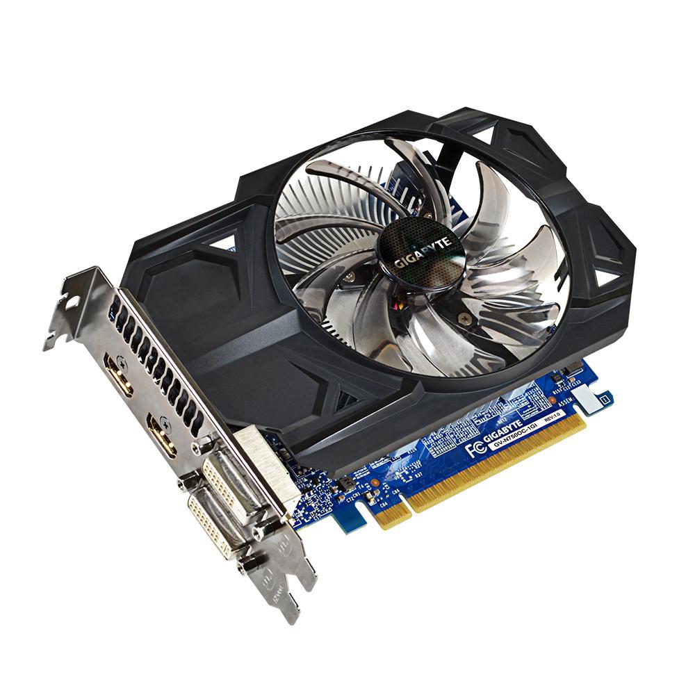 Gigabyte GeForce GTX750  1Gb DDR5  Гарантия 3 мес.