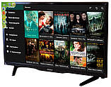 "Телевізор SmartTV SONY 42"" 4K 3840x2160,LED, IPTV, Android 9, T2, WIFI, USB, HDMI BluetoothКОРЕЯ!, фото 3"