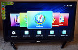 "Телевізор SmartTV SONY 42"" 4K 3840x2160,LED, IPTV, Android 9, T2, WIFI, USB, HDMI BluetoothКОРЕЯ!, фото 5"