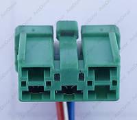 Разъем электрический 5-и контактный (27-13) б/у