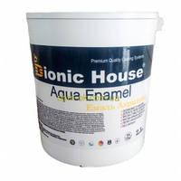 Эмаль для дерева Aqua Enamel Bionic House 2,5 л