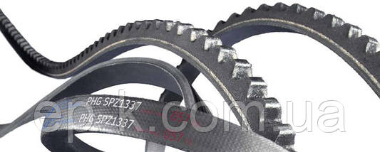 Ремень зубчатый XPZ -833, фото 3