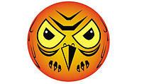 Табличка для визуального отпугивания пернатых сова 1, яркая, оракал, устойчива к разным погодным условиям