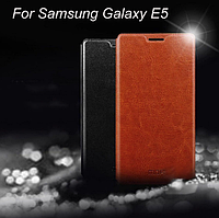 Чехол для Samsung Galaxy E5 (E500) - Mofi New Rui book